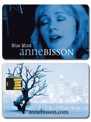 Anne Bisson Blue Mind