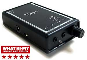Graham Slee Voyager Headphone Amplifier